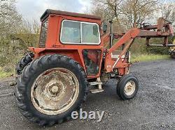 Massey Ferguson 565 Tractor With MF 80 Loader GWO PLUS VAT
