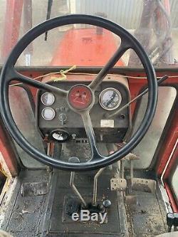 Massey Ferguson 590 4x4 Loader Tractor