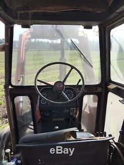 Massey Ferguson 590 Barn Find Tractor With Loader