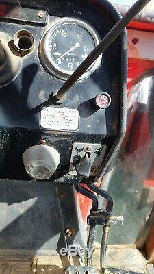 Massey Ferguson 590 Multi Power With Loader