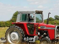 Massey Ferguson 590 Tractor Original Condition