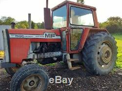 Massey Ferguson 595 Mk II Tractor No Vat