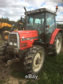 Massey Ferguson 6130 tractor 40k
