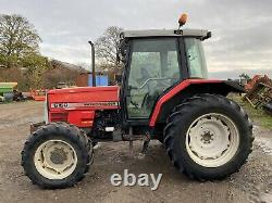 Massey Ferguson 6150 Tractor 4WD 8750hrs One Owner From New PLUS VAT