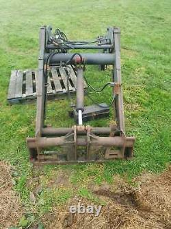 Massey Ferguson 6150 c/w brackets and loader not fitted