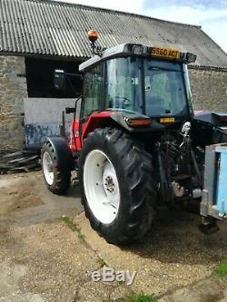 Massey Ferguson 6150 tractor