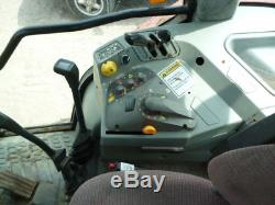 Massey Ferguson 6160 4WD Loader Tractor, 1998 Model