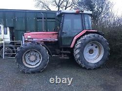 Massey Ferguson 6170 Dyna Shift 4WD Tractor