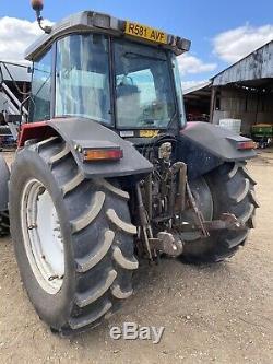 Massey Ferguson 6170 Tractor With McConnel Presitige 100 Loader VGC PLUS VAT