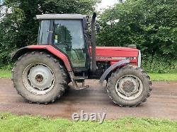 Massey Ferguson 6180 Tractor