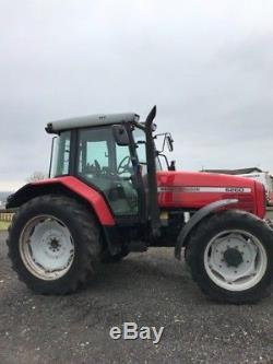Massey Ferguson 6260 tractor