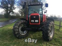 Massey Ferguson 6270 tractor ready for work tidy 7000 hours