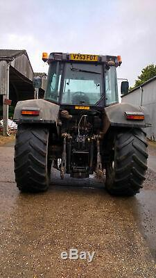 Massey Ferguson 6290 Tractor with crawler gear
