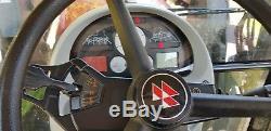 Massey Ferguson 6470 with alo loader