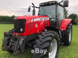Massey Ferguson 6480 4wd Tractor 11reg 150hp 50k