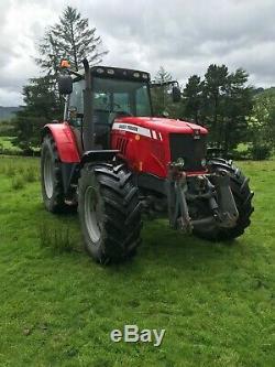 Massey Ferguson 6480 Tier 3 Tractor 2011