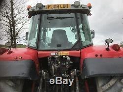 Massey Ferguson 6480 Tractor