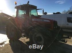 Massey Ferguson 6480 Tractor. Year 2005
