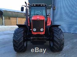 Massey Ferguson 6485 Tractor. Year 2008. Immaculate