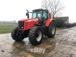 Massey Ferguson 6490 Dyna-6 50k Tractor