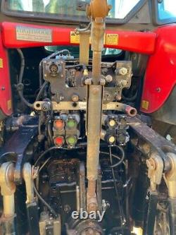 Massey Ferguson 6490. MF Tractor