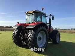 Massey Ferguson 6495 Tier 3 Dyna 6 Tractor