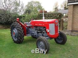 Massey Ferguson 65 Mk1