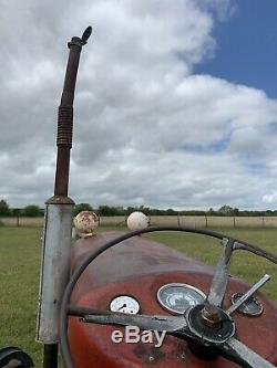 Massey Ferguson 65 Mk1 1960 Vintage Tractor