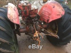 Massey Ferguson 65 Mk2 Spares Repairs