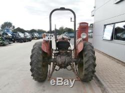 Massey Ferguson 65 Mk 1 2WD Vintage Tractor Classic Ploughing Match