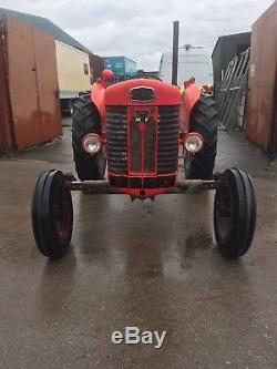 Massey Ferguson 65 Multipower Tractor