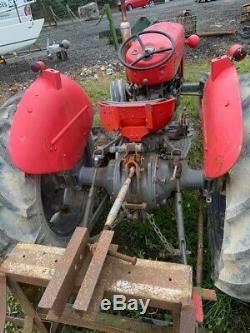 Massey Ferguson 65 Tractor Mark 1