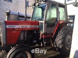Massey Ferguson 698T
