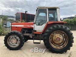 Massey Ferguson 698T tractor 4x4