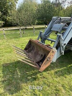 Massey Ferguson 698 T 4wd Tractor With Loader