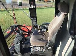 Massey Ferguson 7278 Auto Level Rotary Seperator Combine Harvester