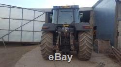 Massey Ferguson 8110 4WD tractor Dynashift