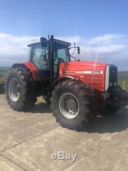 Massey Ferguson 8170 Tractor Sale