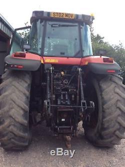 Massey Ferguson 8220 Tractor