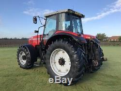Massey Ferguson 8220 Xtra Tractor. 5300 Hours