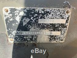 Massey Ferguson 860 Digger Loader 5 Speed Same As JCB 3cx
