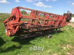 Massey Ferguson 865 Combine Harvester