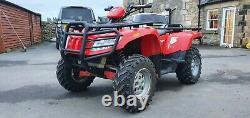 Massey Ferguson ATV Arctic Cat 700 Diesel