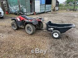 Massey Ferguson / Arctic Cat 300 4WD Farm Quad