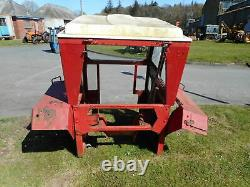Massey Ferguson Cab For MF165, MF175, MF185 (Collection Only) NVC147F