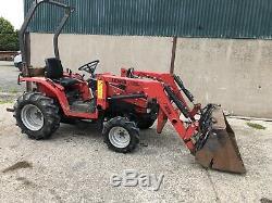 Massey Ferguson Compact Tractor 1220
