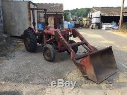 Massey Ferguson Complete Loader To Fit 35 and 135