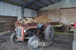 Massey Ferguson FE35 23C Tractor