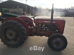 Massey Ferguson FE35 Tractor