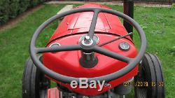 Massey Ferguson FE 35 4 Cylinder 1958
